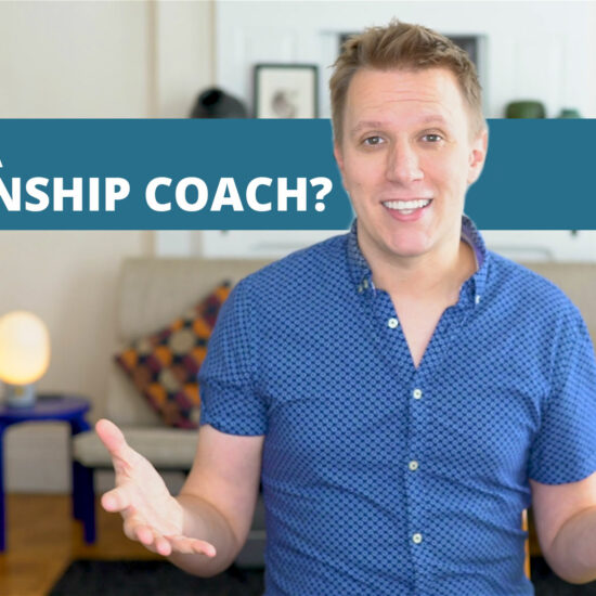 Is a gay relationship coach right for you?